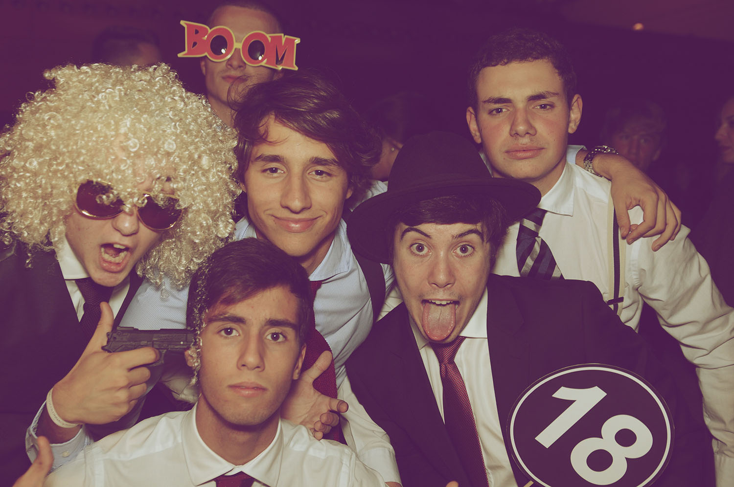 foto photo booth roma compleanno