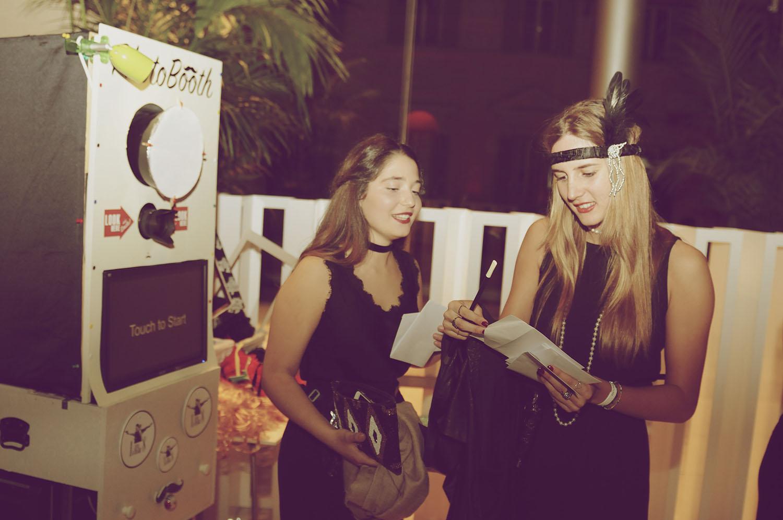 photo booth roma per feste