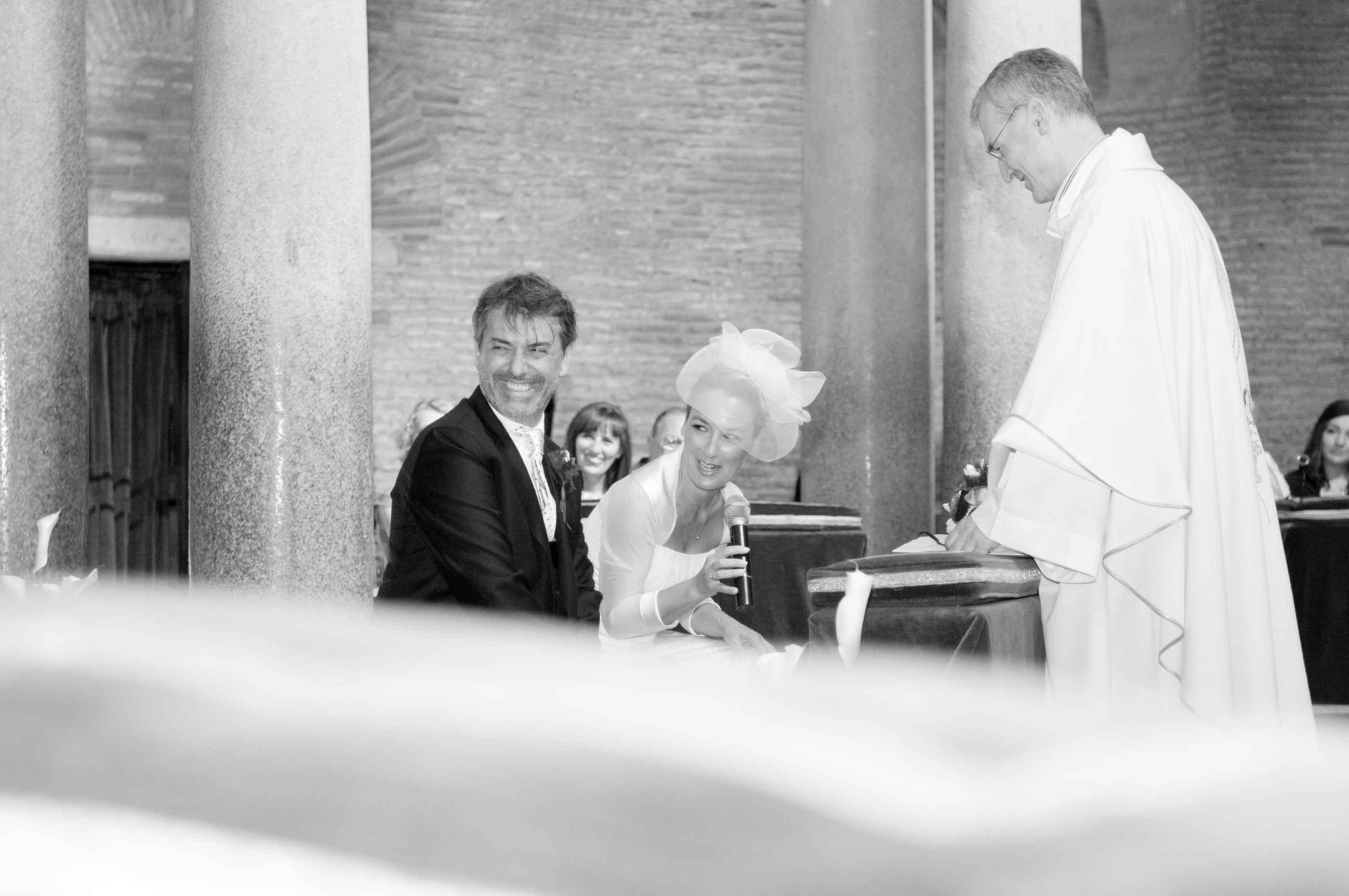 foto sposi roma Monica e Paolo