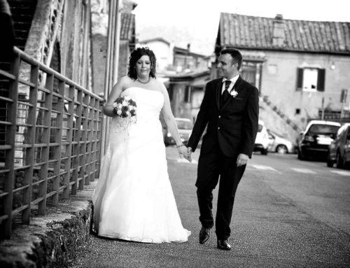Matrimonio di Alessandra e Alessio