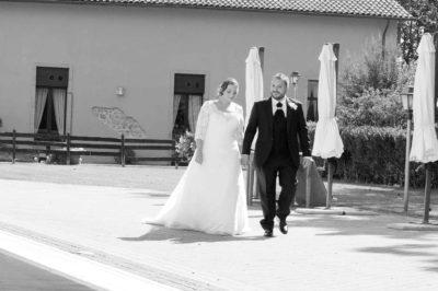 foto matrimonio daniela stefano
