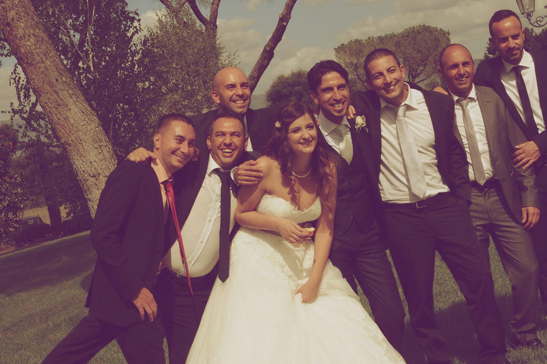 foto photo booth roma matrimonio Daniela e Francesco