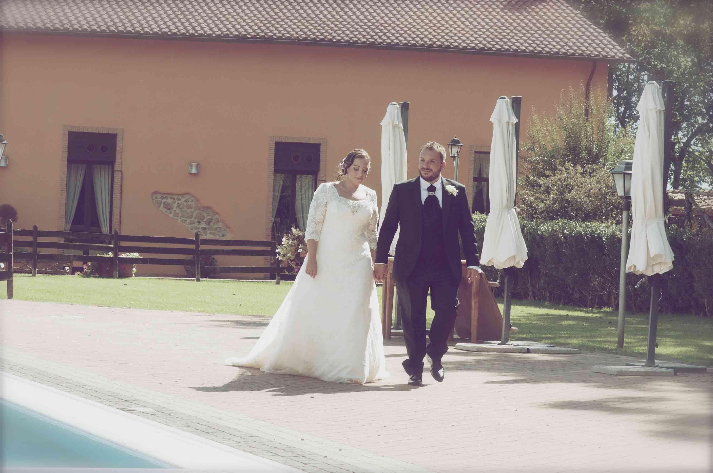 foto sposi roma Daniela e Stefano