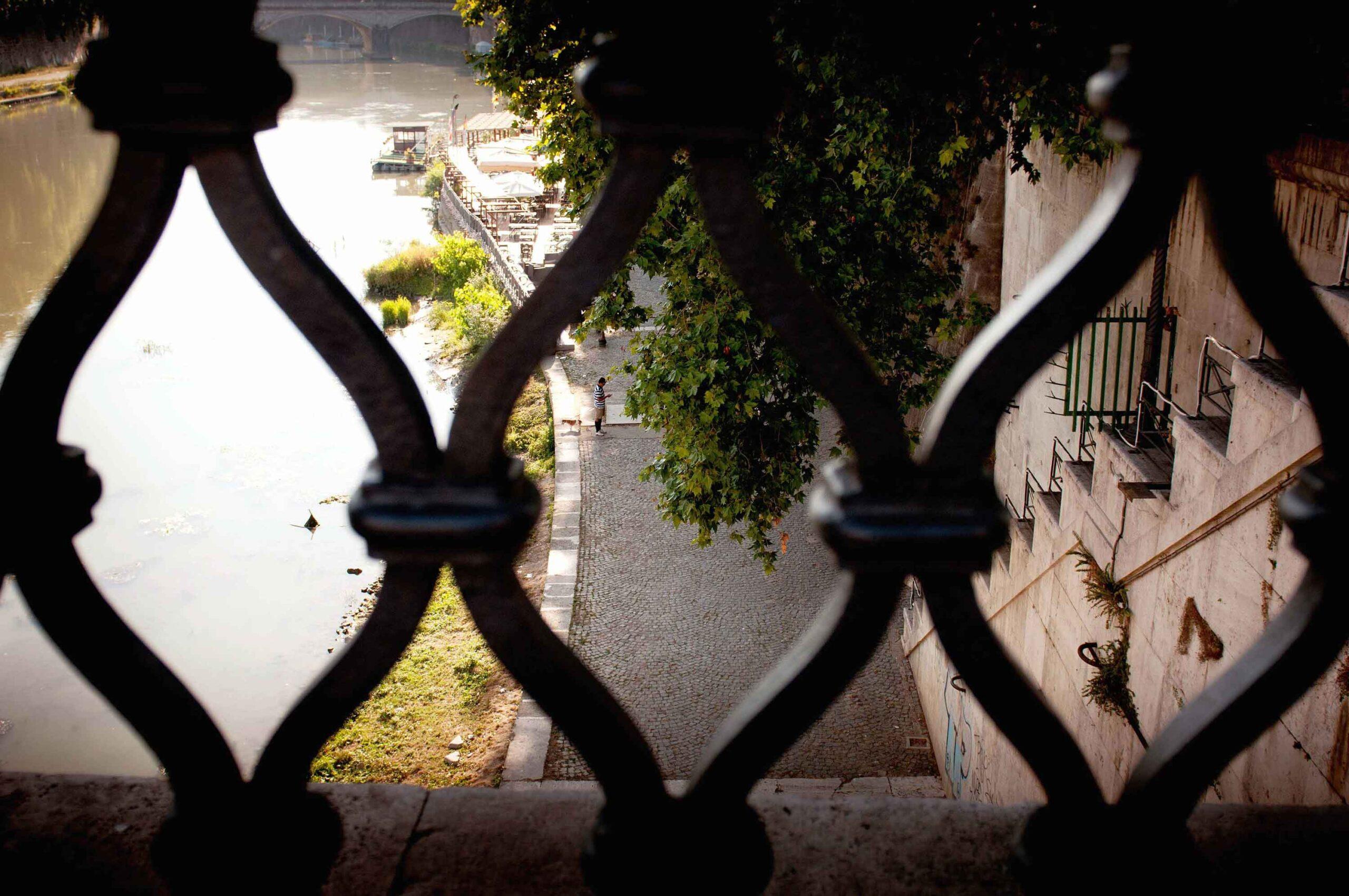 01 - Shooting Castel Sant Angelo - Fabrizio Musolino Fotografo