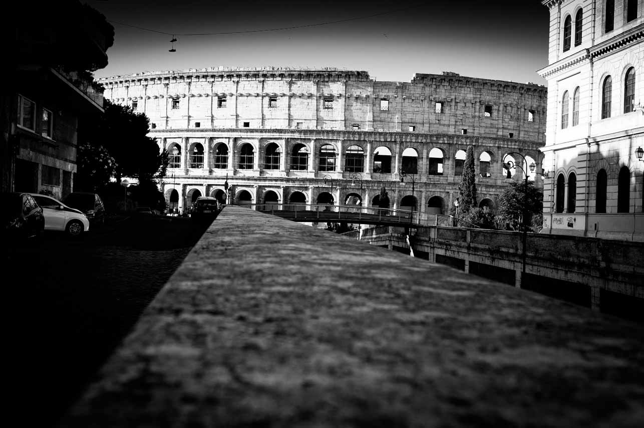 01 - Shooting Fotografico a Roma di Federica e Matteo - Fabrizio Musolino Fotografo