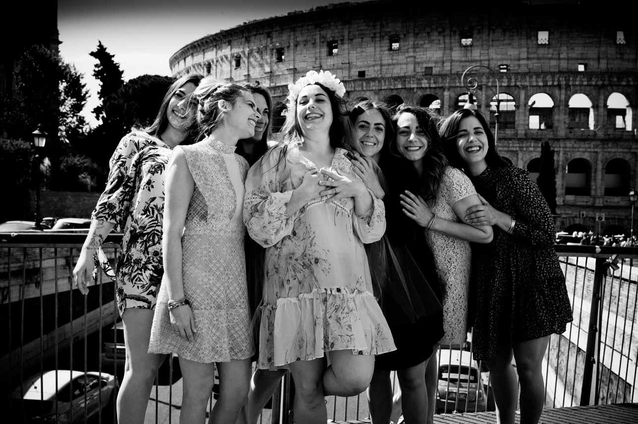 02 - Fotografo Addii al nubilato e celibato a Roma - Fabrizio Musolino Fotografo