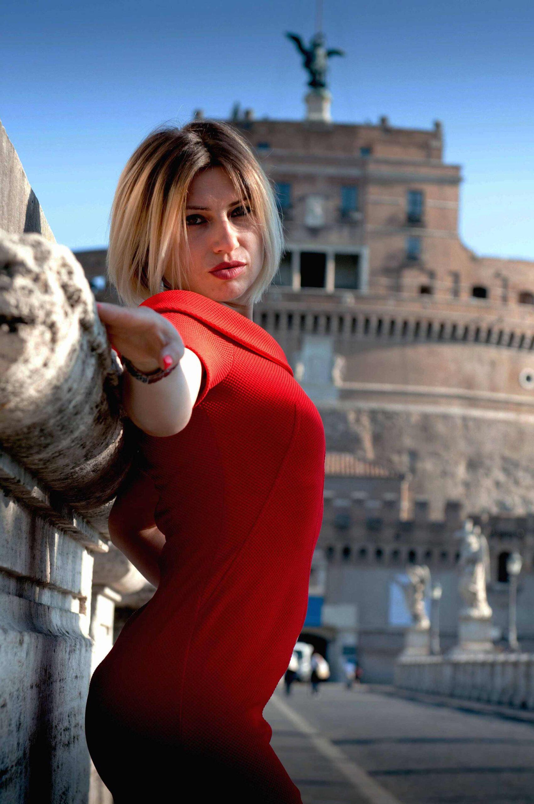 03 - Shooting Castel Sant Angelo - Fabrizio Musolino Fotografo