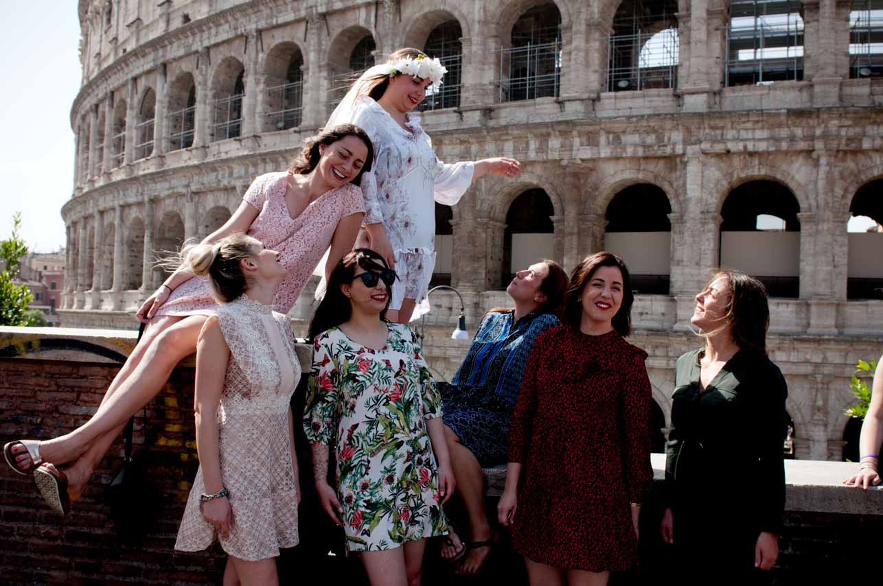 04 - Fotografo Addii al nubilato e celibato a Roma - Fabrizio Musolino Fotografo