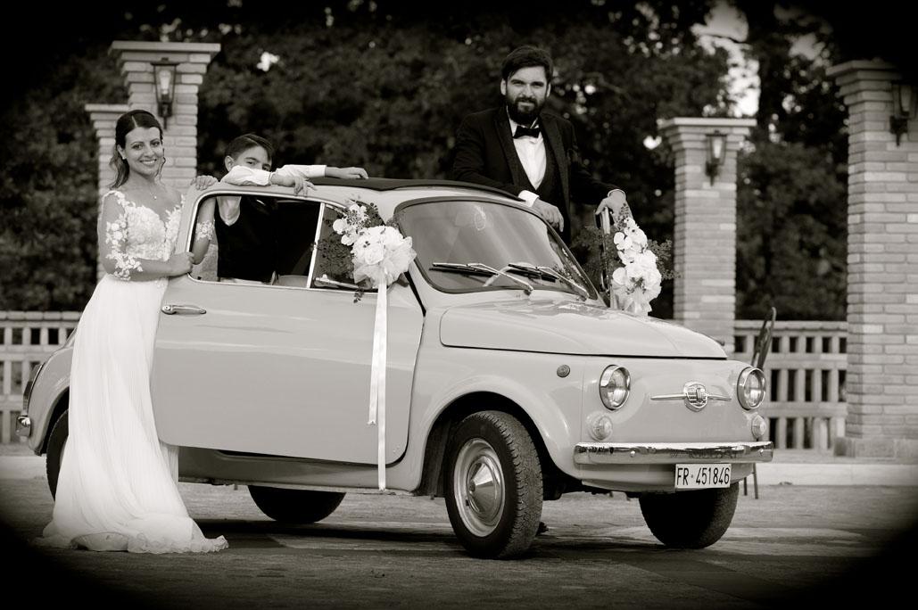 Matrimonio a Roma - Michela e Simone - Fabrizio Musolino Fotografo Reportage