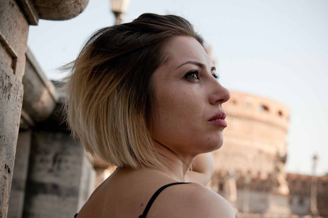 05 - Shooting Castel Sant Angelo - Fabrizio Musolino Fotografo