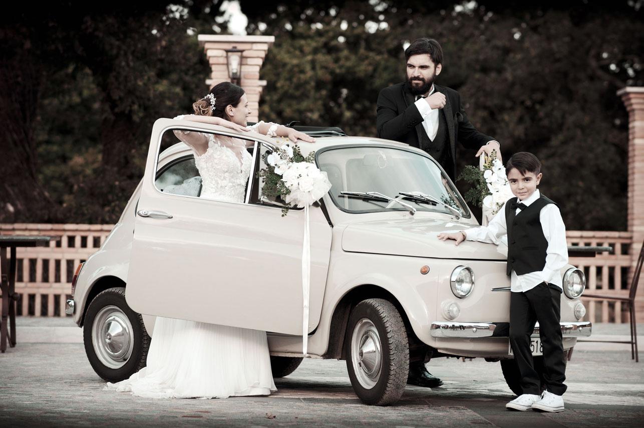 06 - Matrimonio a Roma - Michela e Simone - Fabrizio Musolino Fotografo Reportage