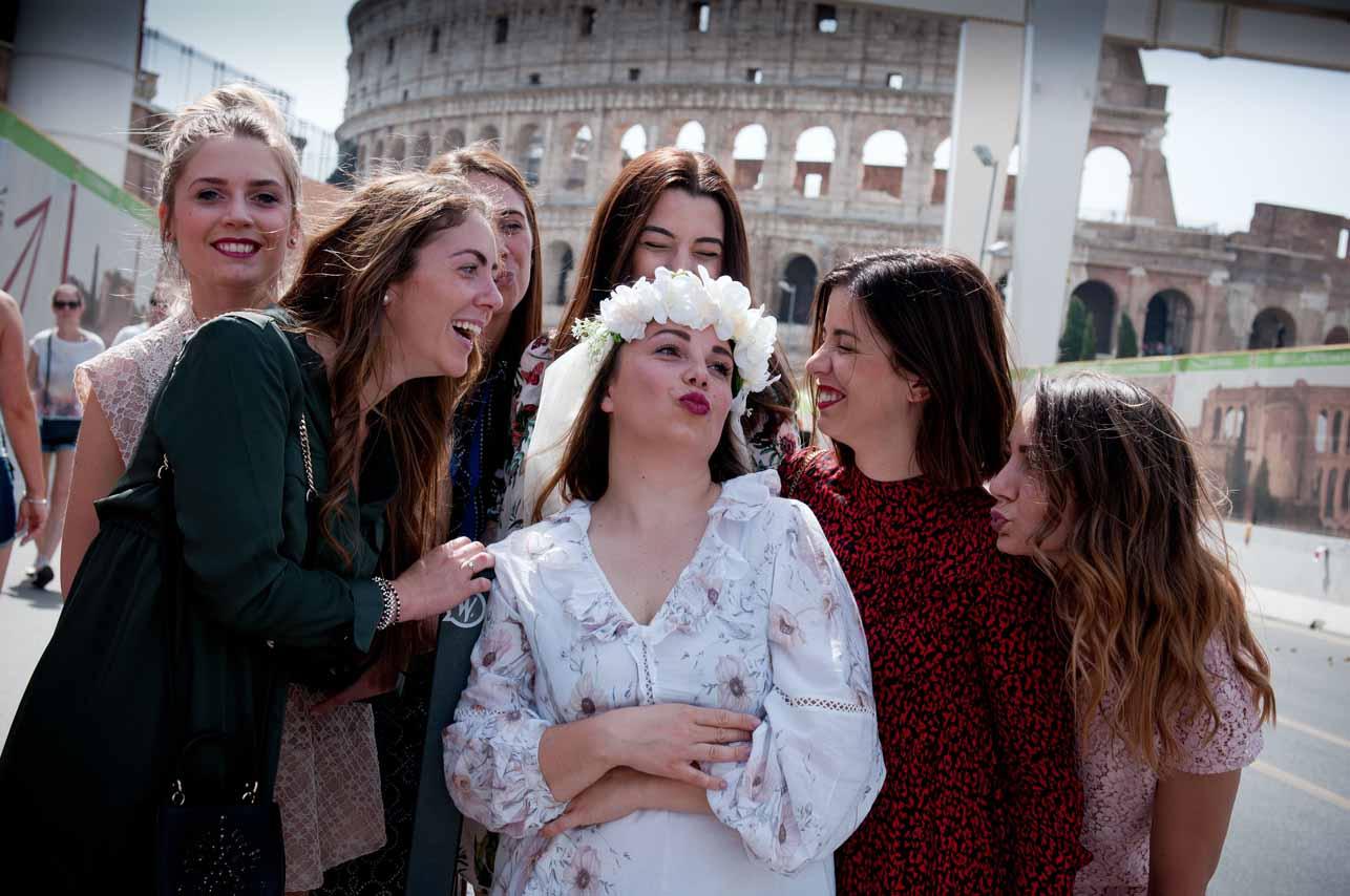 07 - Fotografo Addii al nubilato e celibato a Roma - Fabrizio Musolino Fotografo