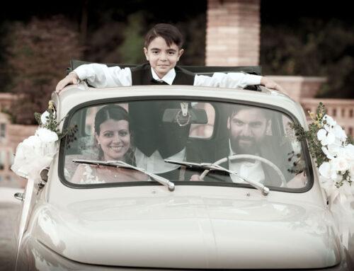 Matrimonio di Michela e Simone