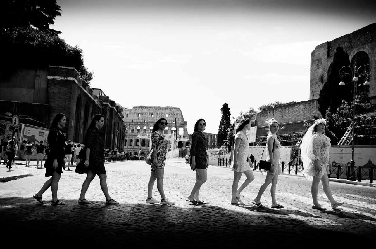 08 - Fotografo Addii al nubilato e celibato a Roma - Fabrizio Musolino Fotografo