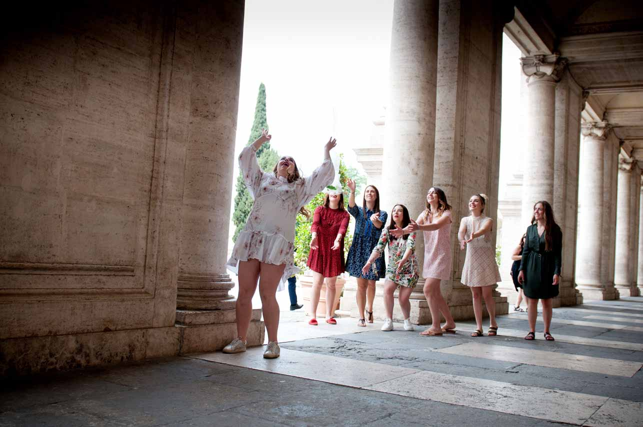 13 - Fotografo Addii al nubilato e celibato a Roma - Fabrizio Musolino Fotografo
