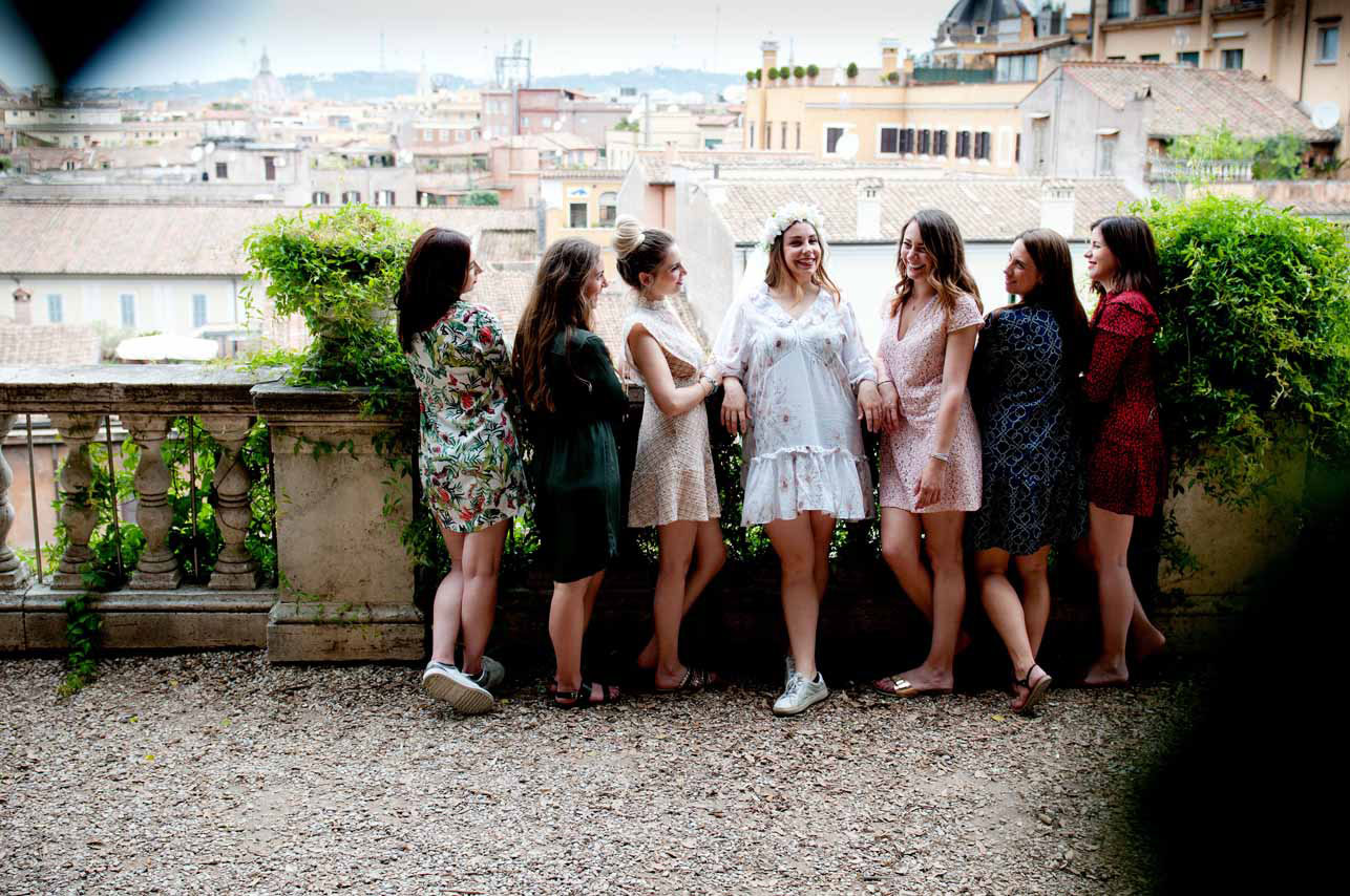 18 - Fotografo Addii al nubilato e celibato a Roma - Fabrizio Musolino Fotografo