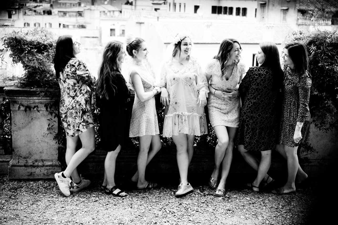 19 - Fotografo Addii al nubilato e celibato a Roma - Fabrizio Musolino Fotografo