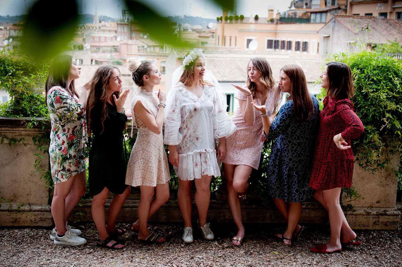 20 - Fotografo Addii al nubilato e celibato a Roma - Fabrizio Musolino Fotografo