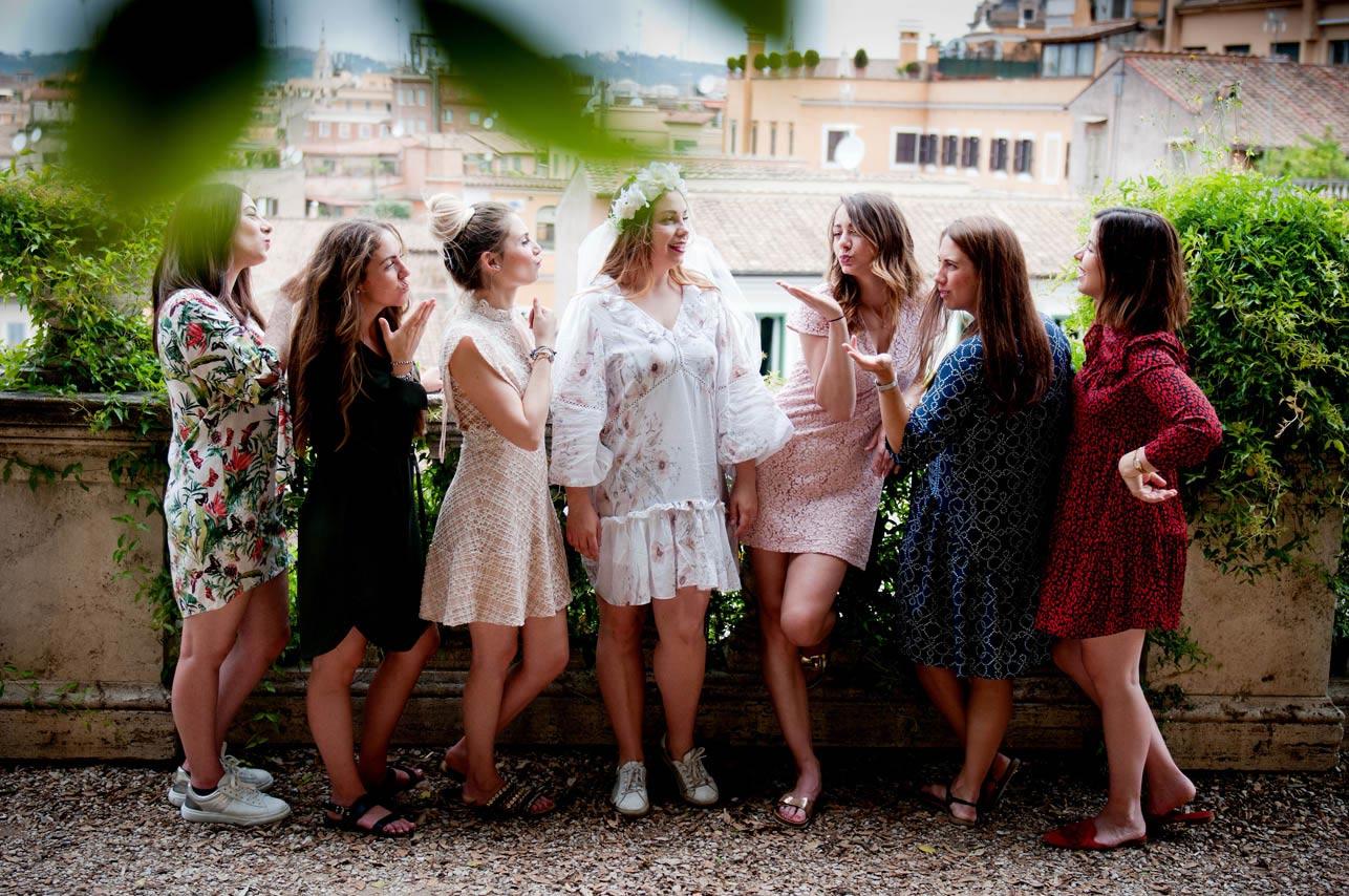 Fotografo Addii Celibato e Nubilato Roma - Fabrizio Musolino