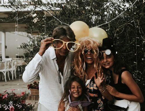 Photo Booth Frosinone: il 50° Compleanno di Olivier